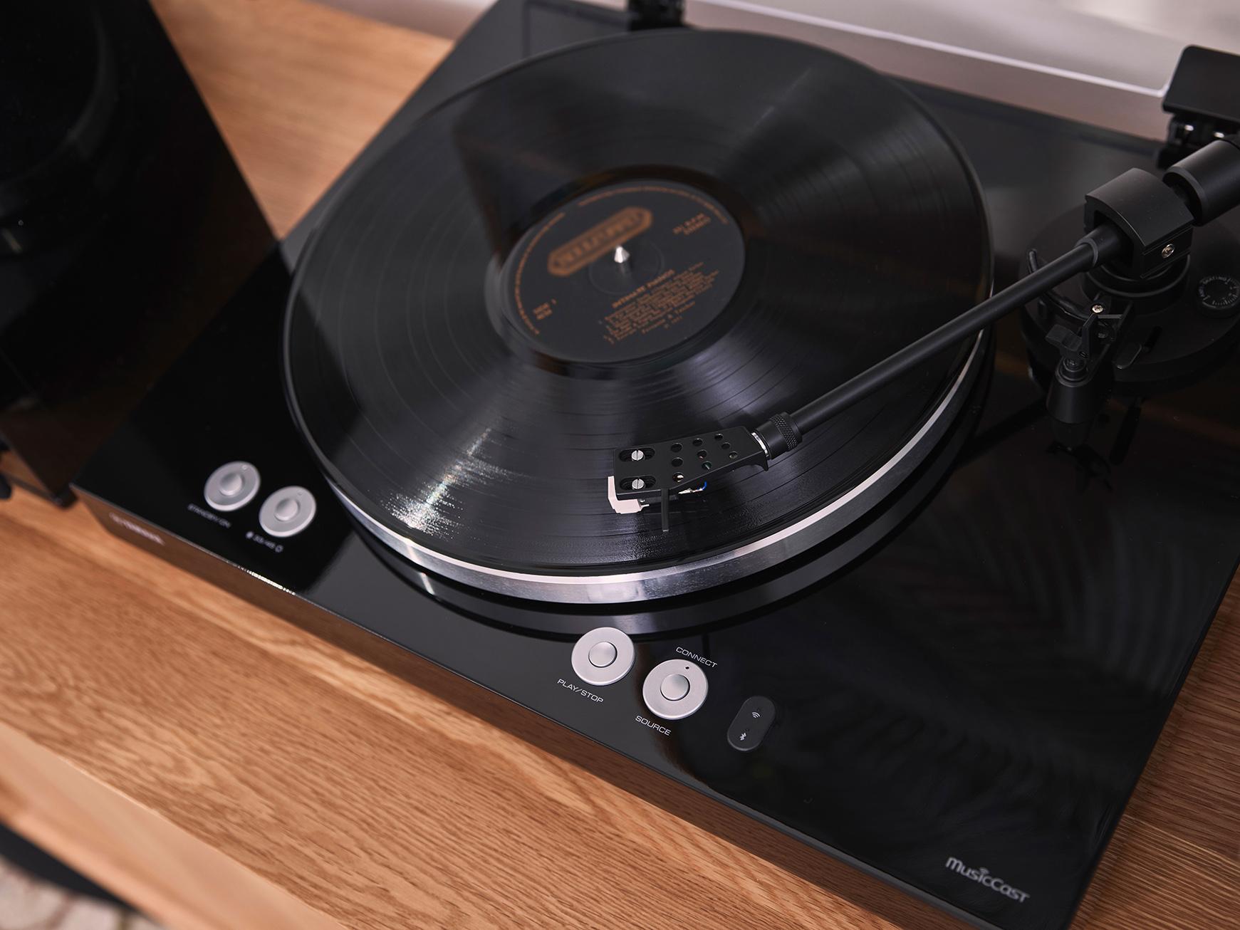 yamaha musiccast vinyl 500 krok w przysz o hifizone. Black Bedroom Furniture Sets. Home Design Ideas