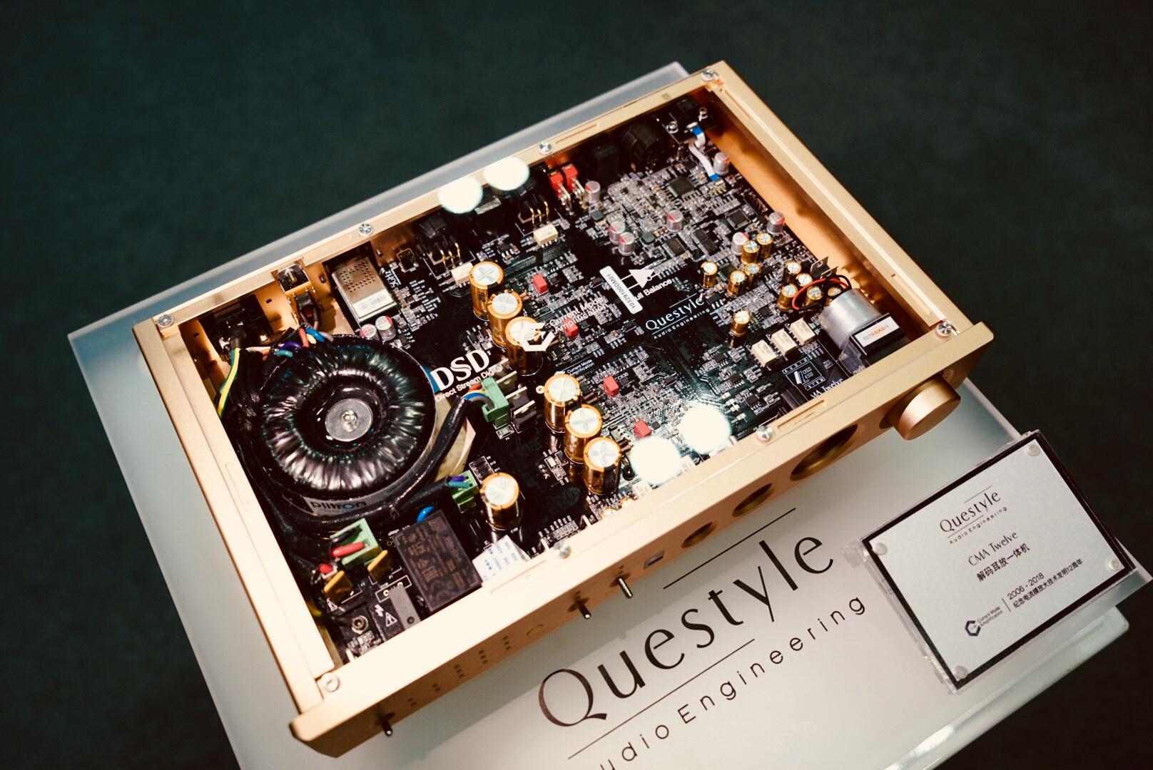 Questyle CMA Twelve