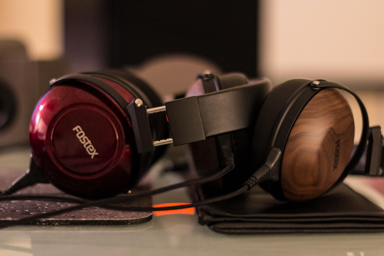 Fostex TH-900 TH-610