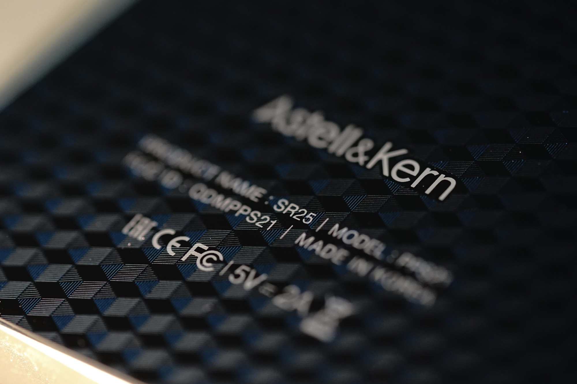 Astell&Kern A&norma SR25