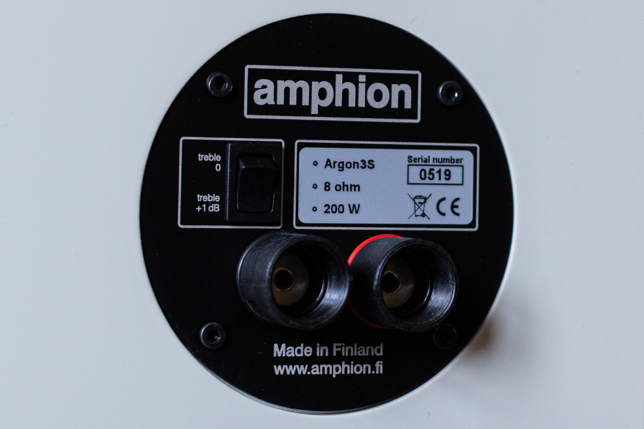 Amphion Argon3S