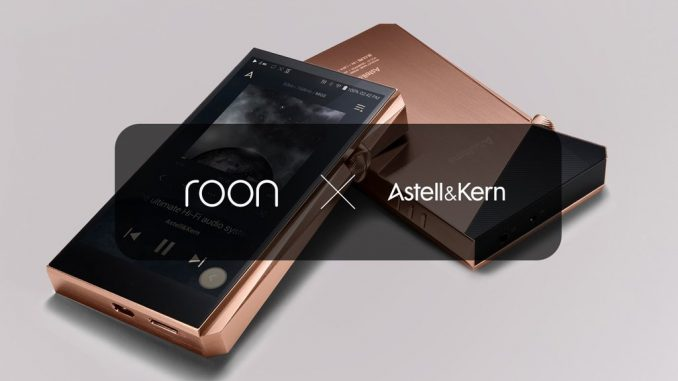 Astell&Kern Roon Ready
